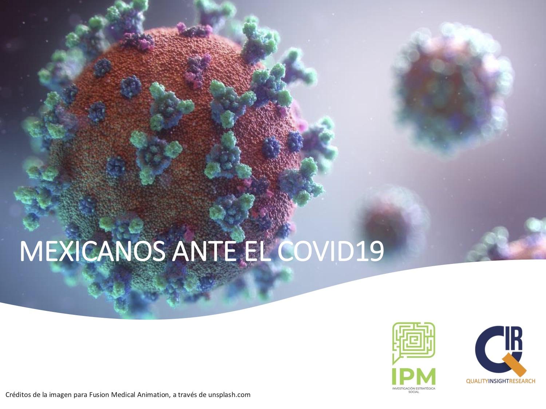 IPM-QIR Percepciones sobre el Coronavirus